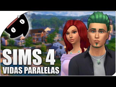 Sims 4: Vidas Paralelas 27- La Mecanica Sexy video