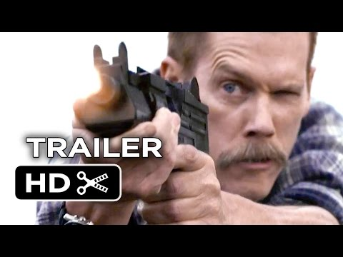 Cop Car Official Trailer #1 (2015) - Kevin Bacon Movie HD