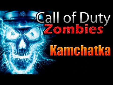 Call of Duty Zombies Kamchatka (PC mod map)