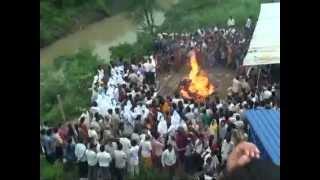 विदिशा में मुनिश्री शांतिसागर जी महाराज की समाधि (13-08-2014) : {Disc-2}
