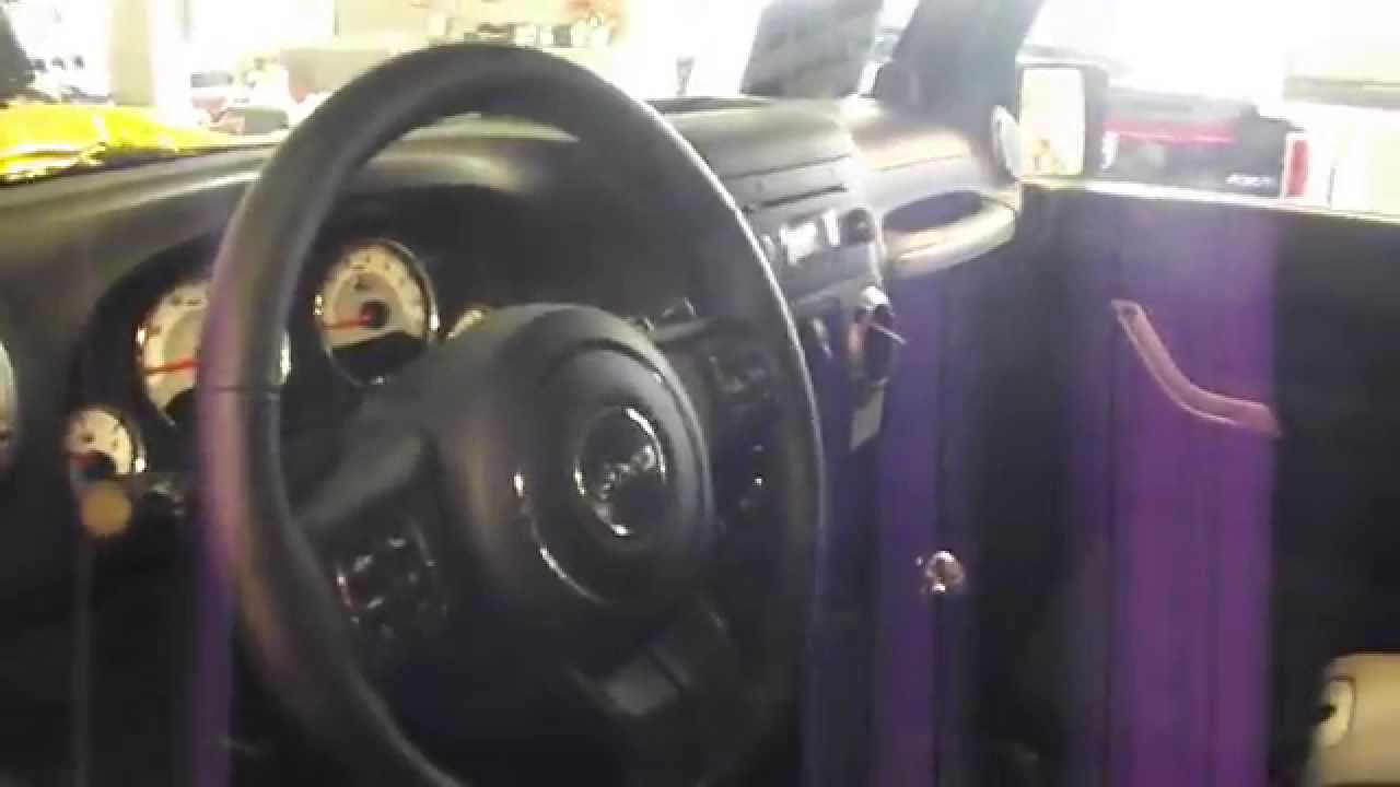 Jeep wrangler unlimited rubicon aev jk350 youtube for Mile high motors butte