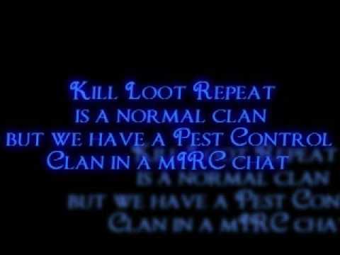 Runescape Pest Control Clan