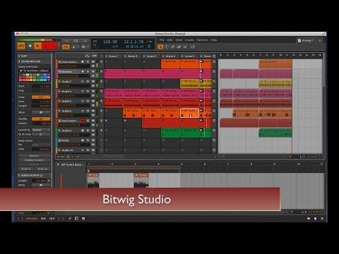 Review: Bitwig Studio DAW