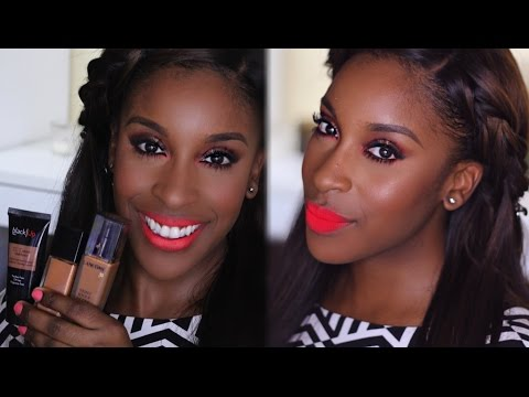 BEST Spring Summer Foundations for Women of Color   Makeup Game On Point