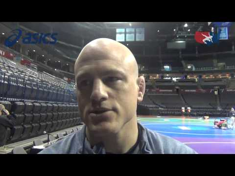 ASICS Coach Interview of the Week: Cael Sanderson Image 1