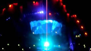 U2 - Ultraviolet (Light My Way) (360° Tour, Live in Moscow, Russia)