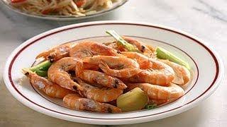 白蝦料理方式:水煮白蝦如何保持Q度