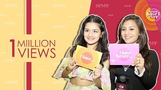 Aashika Bhatia And Avneet Kaur Slay Our Never Have I Ever Segment | India Forums