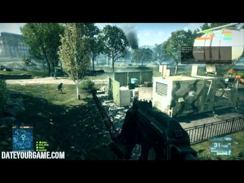 Battlefield 3 Open Beta Gameplay 2