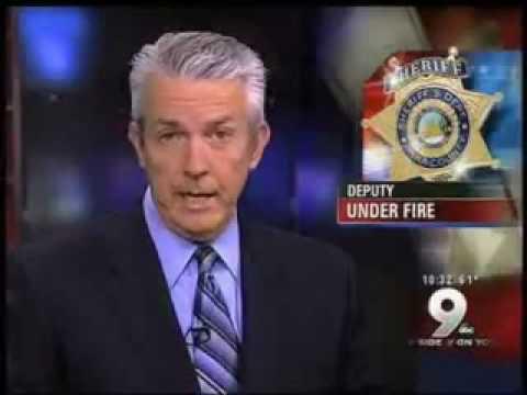0051 AZ Wife assaulting Deputy Slocum still certified for law enforcement ...