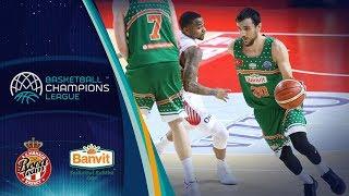 AS Monaco v Banvit - Highlights - Basketball Champions League