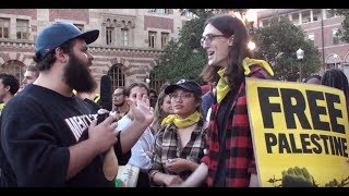Protesters Try to Stop Ben Shapiro From Speaking at USC