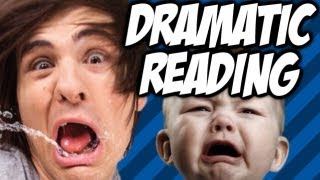 A Dramatic Reading of Smosh Fantard Comments