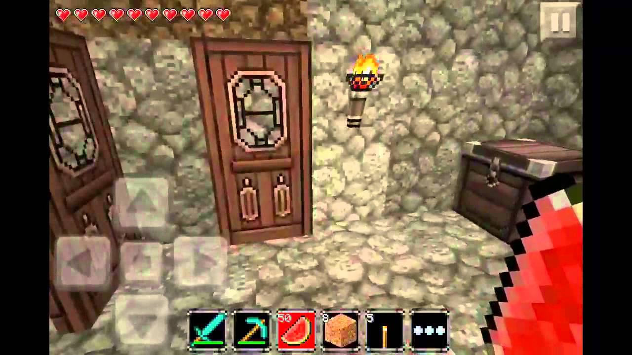Minecraft pe Best Hidden Base