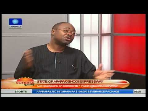 Government Committed To Reconstructing Oshodi-Apapa Road - Amoye Part1