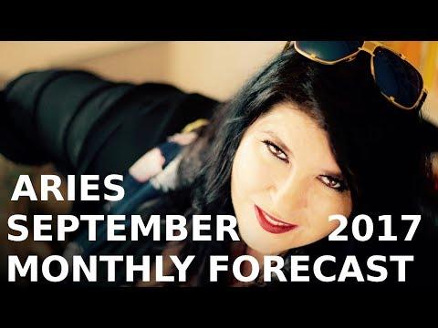 Aries September Horoscope 2017