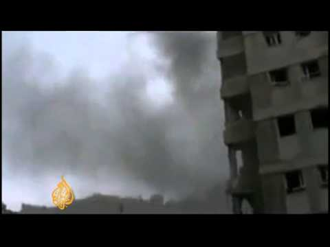Humanitarian situation not eased in Syria