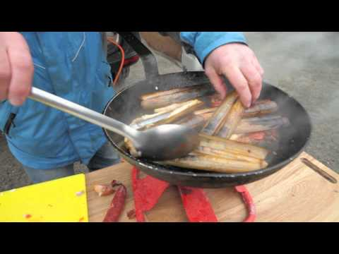Wild Food Adventures With Mikey & Butch - Razor Clams