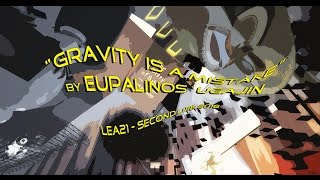 "♣Opening of the Public Library at ""Gravity is a Mistake"" by Eupalinos Ugajin 2016"