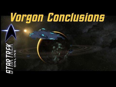 Let's Play Star Trek Online - Vorgon Conclusions