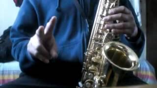 La Sabrosita | Los Reyes Locos | Aprende Sax Alto