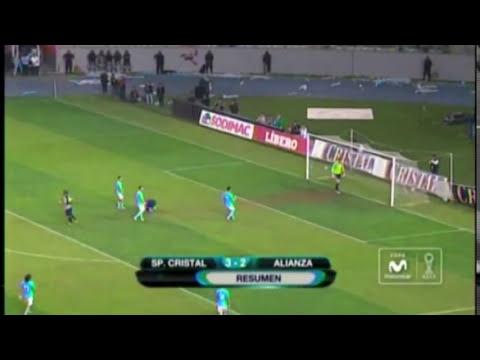 ► SPORTING CRISTAL VS ALIANZA LIMA 3-2 RESUMEN Y GOLES Torneo Clausura 2014   20-11-14