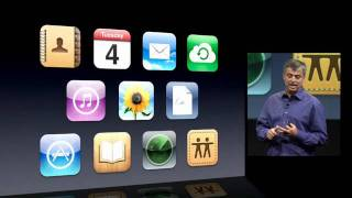 Apple iPhone 4S - October 4, 2011 Keynote full - Let's talk iPhone