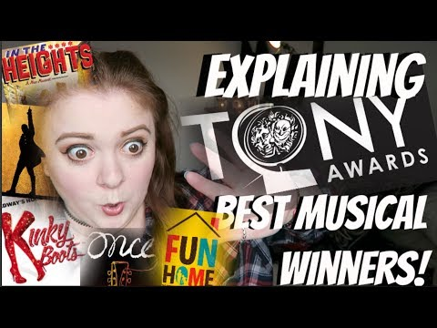 Who do YOU think is going to win Best Musical THIS YEAR?!? CLICK TO EXPAND Well hello there friend! Thanks so much for watching my video. If you're new here why don't you SUBSCRIBE and let...