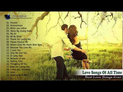 Romantic love songs of all time Playlist - Best Love songs 80's 80's collection.