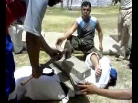 Kyokushin Stomach Breaking Mardan Image 1