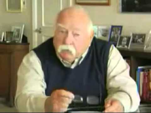 Wilford Brimley Raps You Can't Touch Diabetes (MC HAMMER) NEW