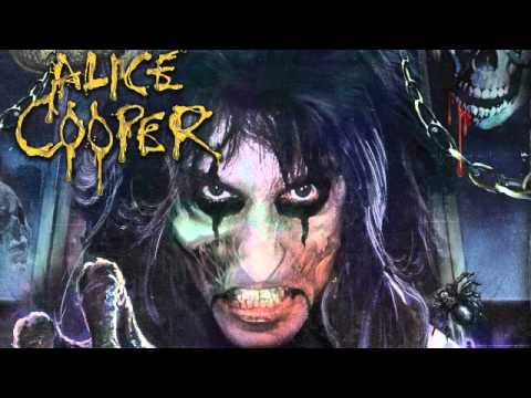 Alice Cooper - The Black Widow (featuring Vincent Price)