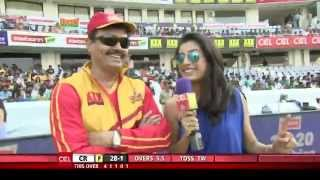 CCL 5 Final Chennai Rhinos Vs Telugu Warriors Ist Innings Part 2/4