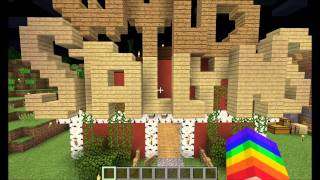Minecraft MindCrack Season 4 Map Tour