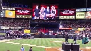 Joel Osteen at Yankee Stadium