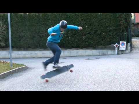 "Duval Wheels Young Guns : Julian ""The Terminator"" Prast - Breaking Boards"
