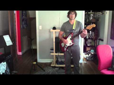 Johnny Marr Jaguar - super short demo