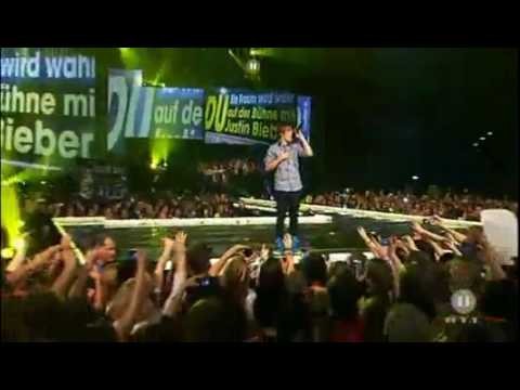 Justin Bieber - Baby / Love Me - Dome 53 LIVE Music Videos