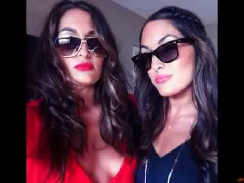 "WWE Divas - The Bella twins New Theme Song ""You Can Look"" 2013"