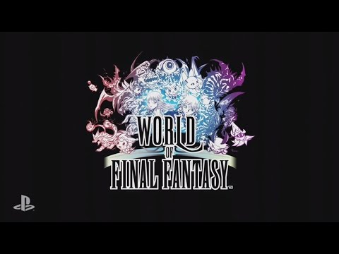 World of Final Fantasy Gameplay Trailer E3 2015 Sony Press Conference