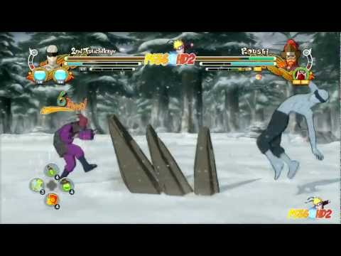 Naruto Shippuden: Ultimate Ninja Storm 3: Edo Kages vs Battles (Playable)