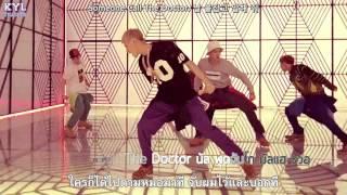 Karaoke Thaisub EXO Overdose MV Korean version