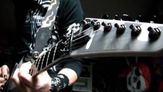 Painkiller - Judas Priest guitar cover (HD)