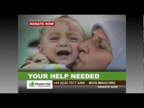 Muslim Aid - Rebuilding Gaza.