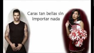 Watch Glee Cast La Isla Bonita video