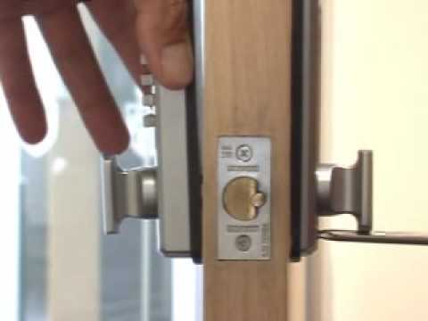 Mechanical Digital Keypad Lock Insecure Youtube