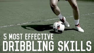 5 Most Effective Moves To Beat a Defender  Easy Dr