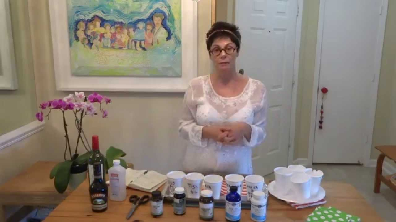 Is your fish oil good for you test it with a styrofoam for Is fish good for you