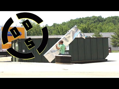 Making A Skatepark Out Of Trash | DDS Season 2 Ep. 1