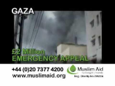Muslim Aid - Gaza Emergency Appeal